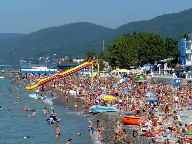 В Сочи в этом году к началу туристического сезона все пляжи города