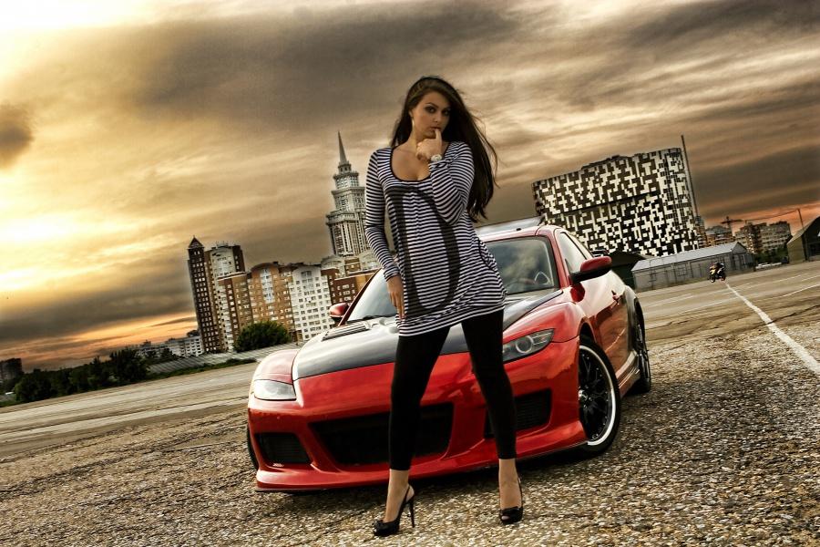 Девушка эрика давидовича фото