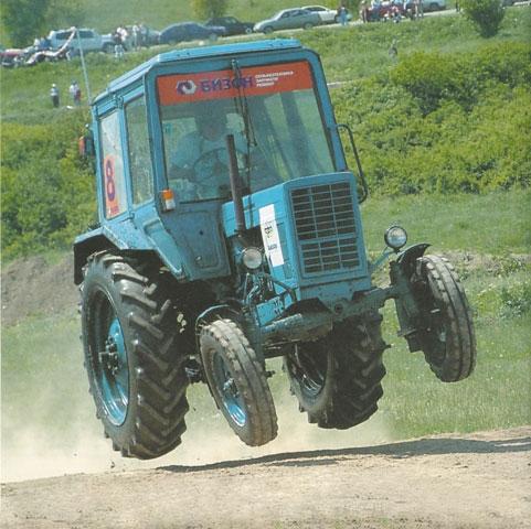 Трактор Т-40АМ  Фреза 2013-Погибает Всё Живое. - YouTube