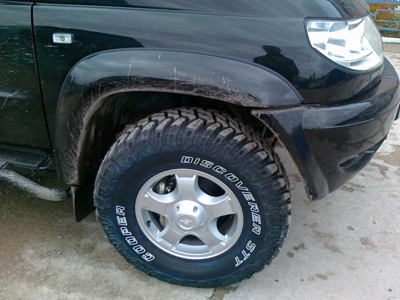 грязевые шины на уаз патриот 2015