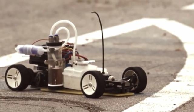 Радио управляемыми модели машин своими руками