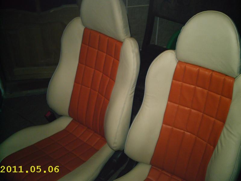 Переделка сидений автомобиля своими руками 41