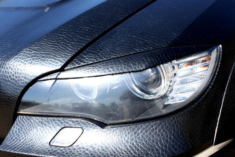 Lumma BMW X6 в коже! / блог компании Re-Styling / smotra.ru